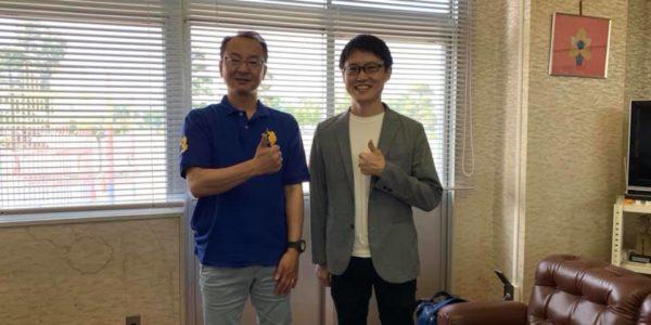 キラリ☆ドリームカレッジ ダブルインフィニティコーディネート ソニー萩原さん
