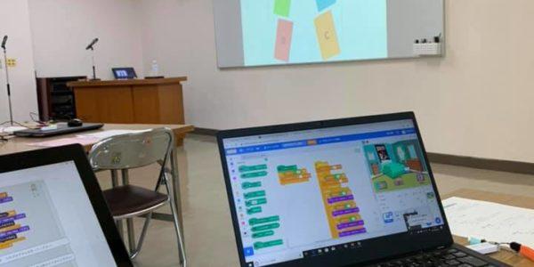 ダブルインフィニティコーディネート 齋藤博美 プログラミング講演