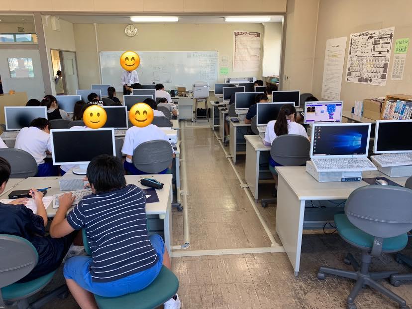 キラリドリームカレッジ プログラミング教育 山形市立金井小学校